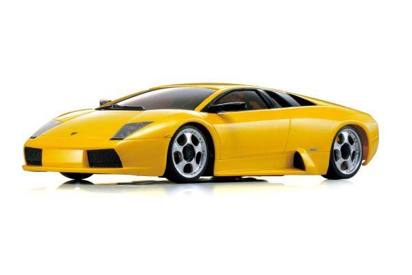R/C EP Touring Car Lamborghini Murcielago Yellow 32816Y