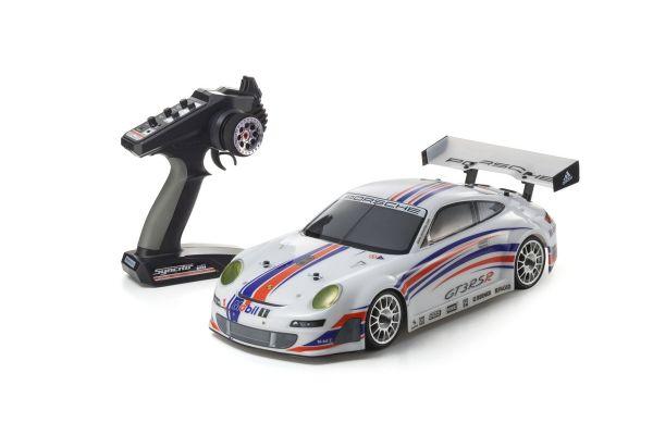 FW-06 ポルシェ 911 GT3 RSR KT-231P 送信機付 1/10 GP 4WD レディセット 33203