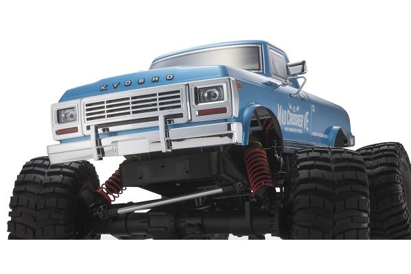 MAD CRUSHER VE 1/8 EP(BL) 4WD Monster Truck Readyset RTR 34254