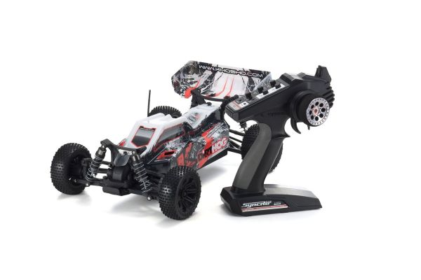 FAZER Dirt Hog (Red) 1/10 EP 4WD Buggy Readyset RTR 34351T2