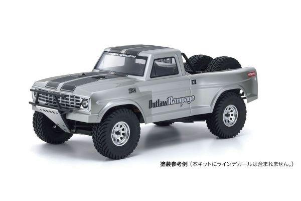 1/10スケール 電動ラジオコントロール 2WDトラック 2RSAシリーズ アウトローランページプロ 34362