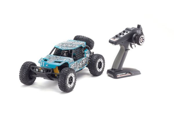 EZ Series AXXE (Green) w/KT-231P 1/10 EP 2WD Buggy Readyset RTR 34401T6