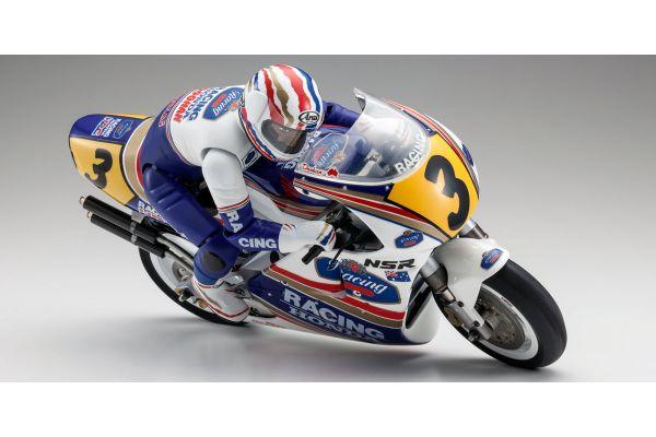 ハングオンレーサー Honda NSR500 1991 1/8 EP 組立キット 34932