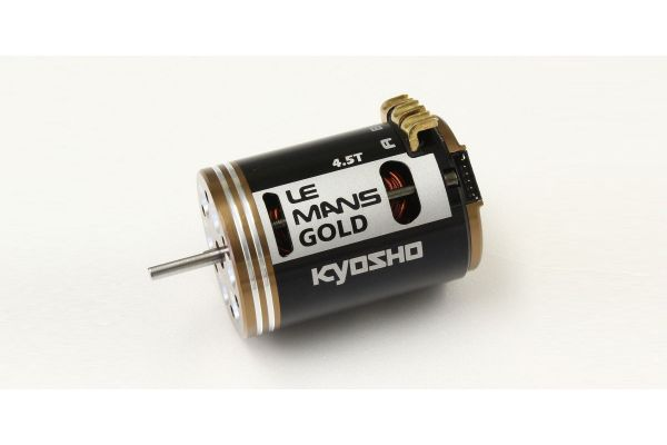 LE MANS GOLD 4.5T Brushless Motor 37012