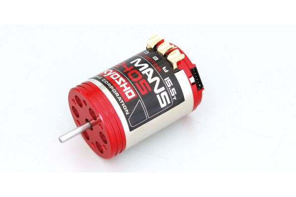 LE MANS 240S Brushless Motor (15.5T/4WD) 37032