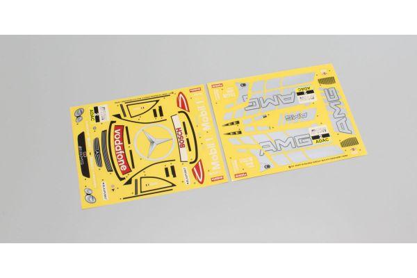 Sponsor Decal(CLK DTM 2002 AMG Mercedes) 39249-1