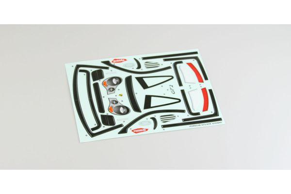 Decal (Porshce 911 GT2) 39260-1
