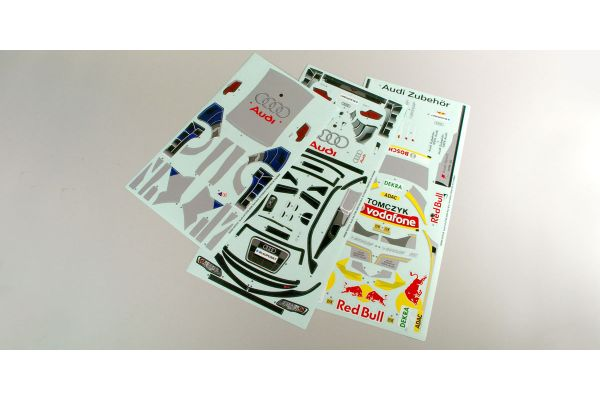 Sponsor Decal(Audi A4 DTM Team Abt Sport 39290-1