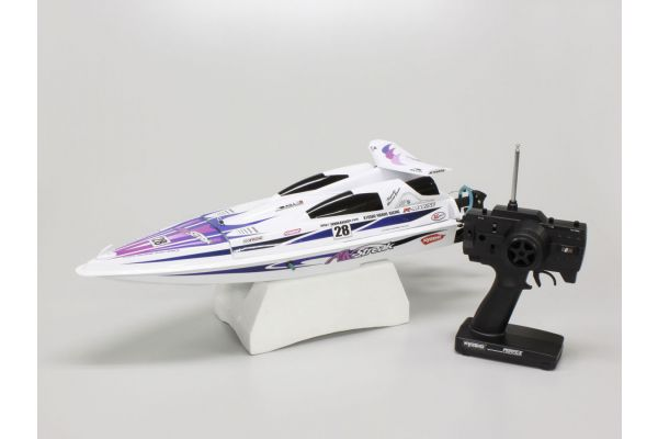 ELECTRIC POWERED RACING BOAT EP AIRSTREAK 500 VE Readyset w/o battery & charger 40116VE