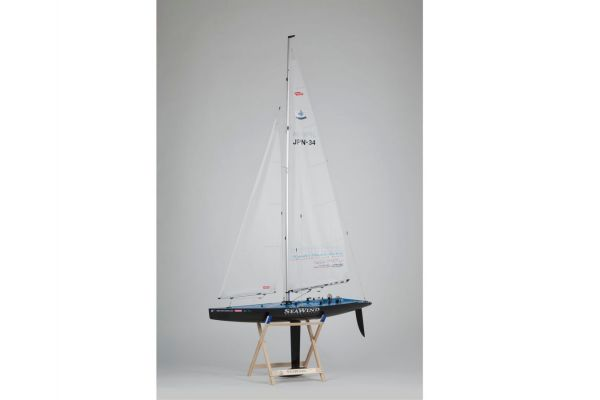 SEAWIND Carbon Edition w/KT-431S Racing Yacht Readyset RTR 40463S