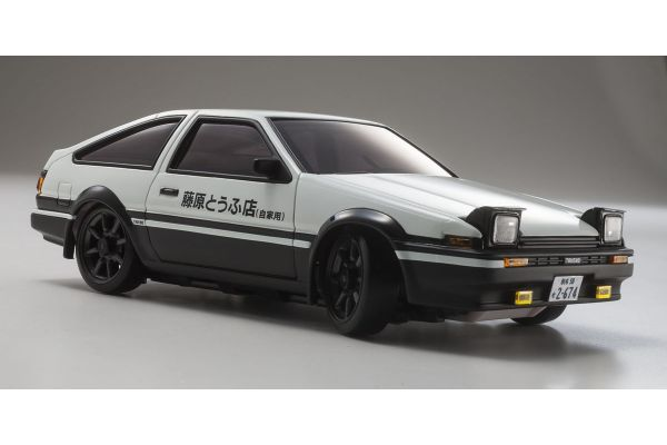 Initial D Remote Controlled AE86 Panda Treno Prize Toy Licensed NEW