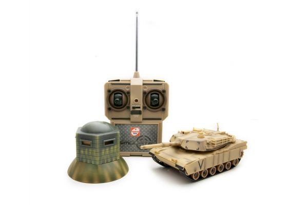 対戦型IR戦車シリーズ シミュレートタンク M1A2エイブラムス レディセット 56026