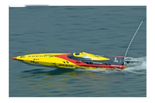 SHARK Mono-1 Racer 600 BLS PIP version. 56543