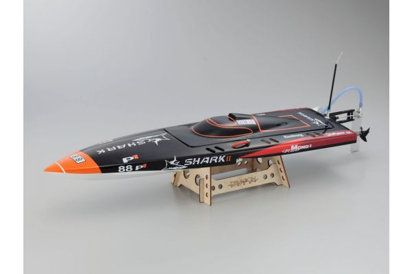 Electric Powered Import Racing  Boat   56547B