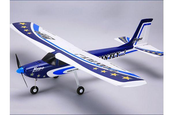 U CAN FLY 1400 PIP トレーナー (ブルー)  56551BL