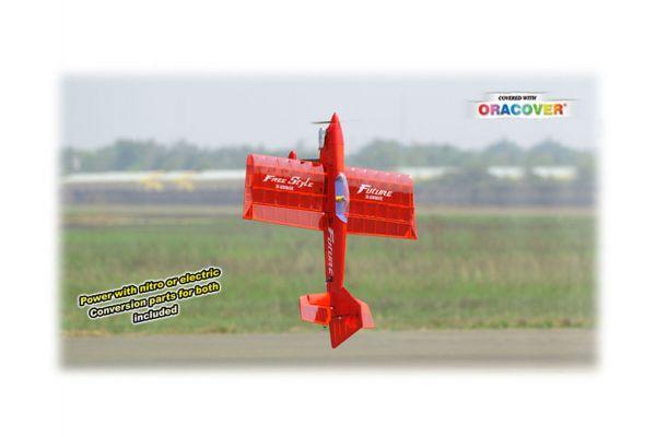 インポートPhoenixブランドシリーズ 50クラス3Dアクロプレーン フューチャー 3D 50 EP/GPコンパチブル ARFキット 56585