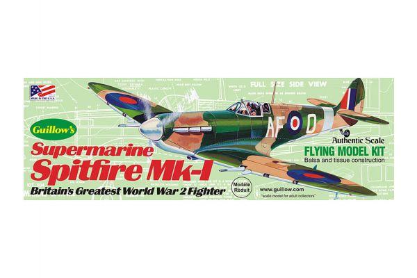 Spitfire MK 1A (Guillow's) 56595