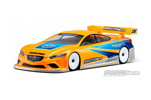 Mazda6 GX Clear Body for 190mm 612046