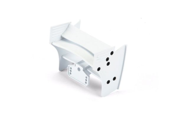 PF F1 Rear Wing(White)for 1:10 Formula 1 612068W