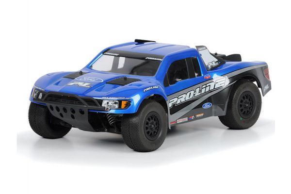 Flo-Tek Ford F-150 Raptor SVT Clear Body 612171B