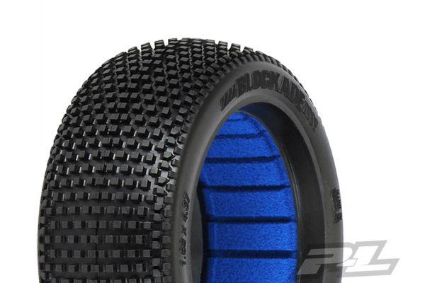 Blockade X4(Super Soft)1:8Buggy Tires 612311X4