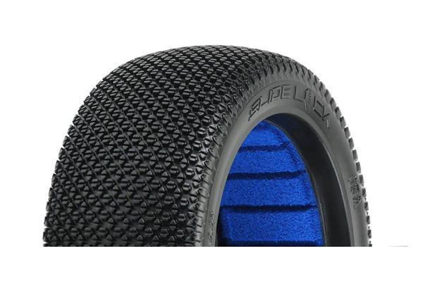 Slide Lock S4(Super Soft)1:8 Buggy Tires 612362S4