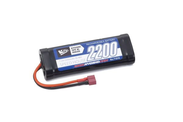KYOSHO SPEED HOUSE 7.2V2200mAh Ni-MH Battery 71916
