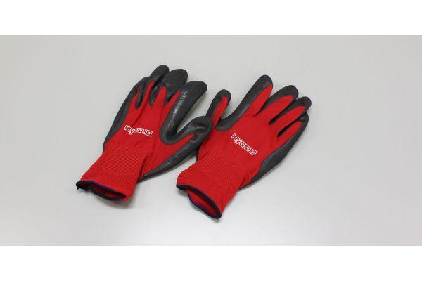 Pit Glove (L-Size/Red&Black) 80471L
