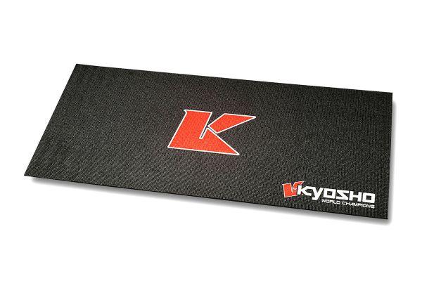 Big K 2.0 ピットマット ブラック 80823BK