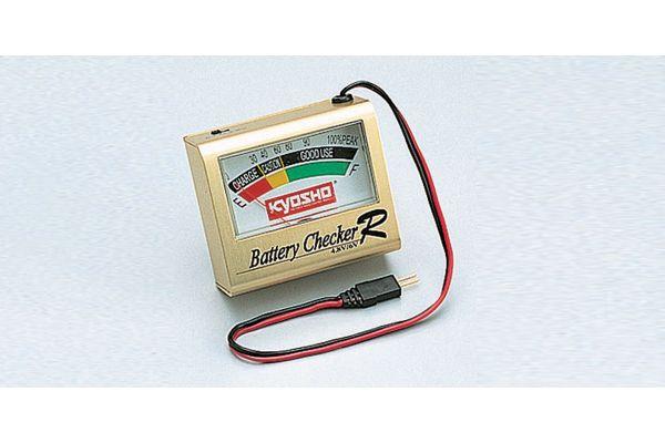 Battery Checker R(4.8V/6V) 80901