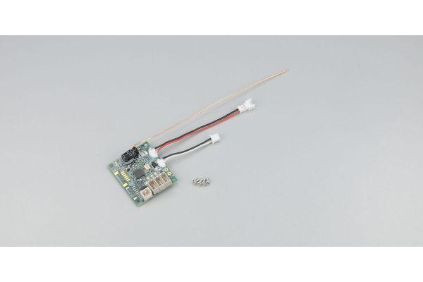 RA-20P4 Receiver (W/ESC/Minium AD Plane) 82601