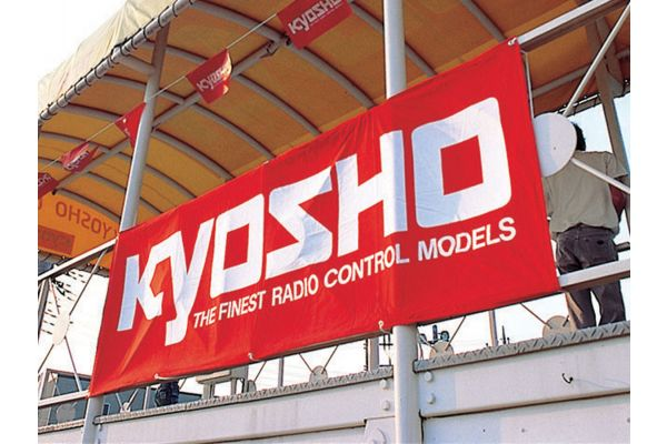 Kyosho Banner 87001