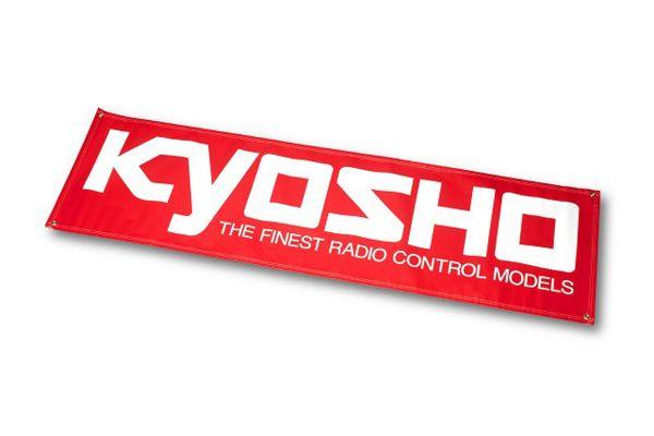 Kyosho Banner(500x1770/Vinyl) 87007
