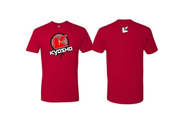 S Red K Circle Short Sleeve 88008S