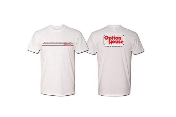 Vintage Option House T-Shirt(XL)  88010XL