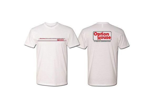 ビンテージ オプションハウス Tシャツ(XL)  88010XL
