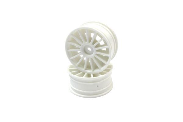 Aero 24 Wheel (15-Spork) White 92012W