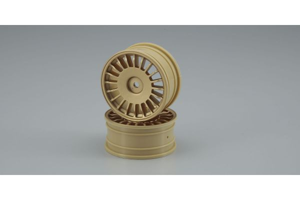 Wheel(IMPREZA/24mm/GOLD)2pcs 92016GL