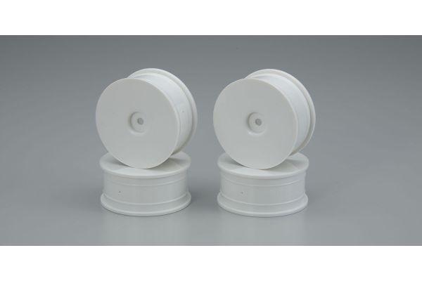 ホイールセット(ディッシュ/ホワイト/24mm/4Pcs)  92017-4W