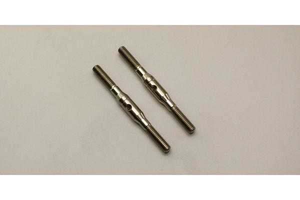 Titanium Adjust Rod 38mm (2pcs)                92413