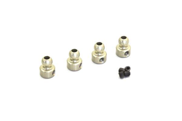 5.8mm ハードボールジョイント (3.0穴/4pcs)  92653H
