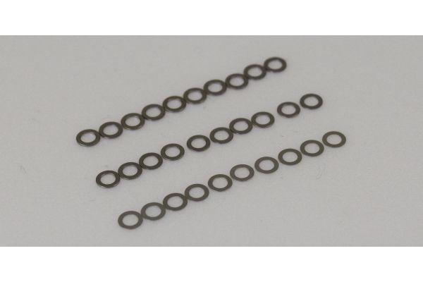 3x5mm Shim Set  (0.1/0.2/0.3mm/10pcs)  96641