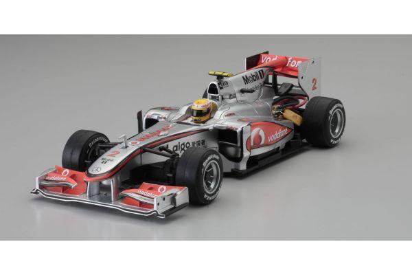 R/C  Electric Powered Formula Car Vodafone McLaren-Mercedes MP-4-25 No.2  32111LH