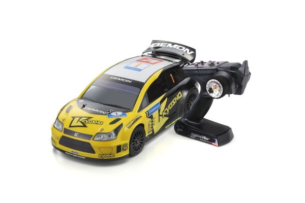 DRX VE DEMON 1/9 EP(BL) 4WD Readyset RTR 30880