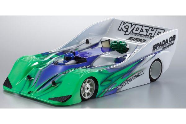 1/12 GP09 4WD Kit スパーダ 09 RD-12EX  31323
