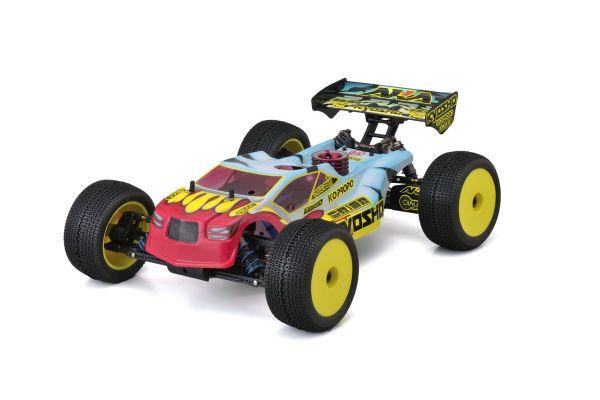 INFERNO ST-RR Evo. 1/8 GP 4WD Truggy KIT 31357