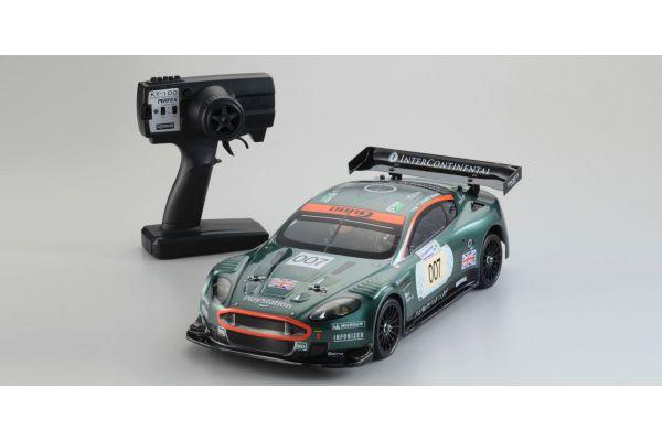 PureTen GP 4WD Aston Martin Racing DBR9 with KT-100 LM 2007 31368J