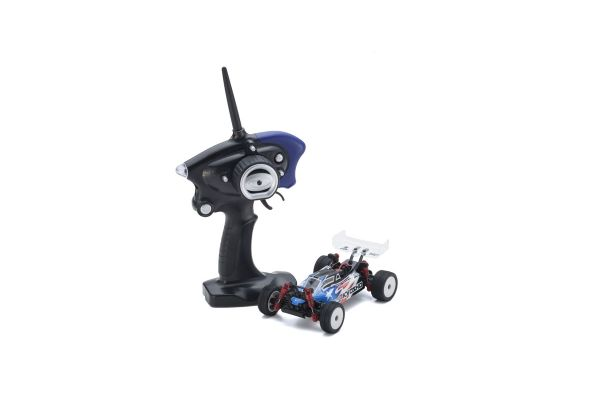 MINI-Z Buggy Sports LAZER ZX6 Jared Tebo MB-010 1/24 EP 4WD Buggy Readyset RTR 32083JT