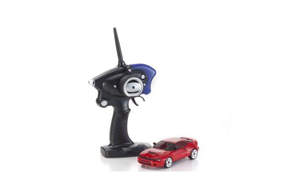 ミニッツAWD MA-020スポーツ レディセット Toyota CELICA GT-FOUR RC レッド 【ドリフトタイヤ標準装着済み】 32122R