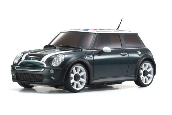 R/C EP Touring Car MINI Cooper S Metallic Green 32701UMG